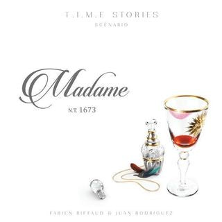 Time Stories - Volume 8: Madame