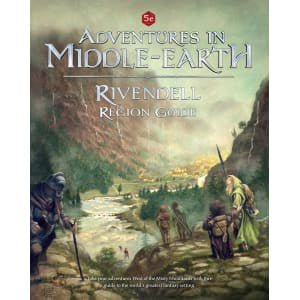 LOTR RPG: Adventures in Middle-Earth - Rivendell Region