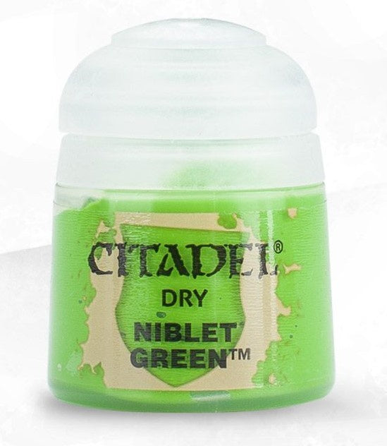 Citadel: Dry Paints, Niblet Green