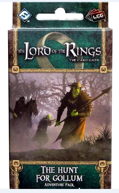 LOTR LCG: Expansion 01 - The Hunt for Gollum
