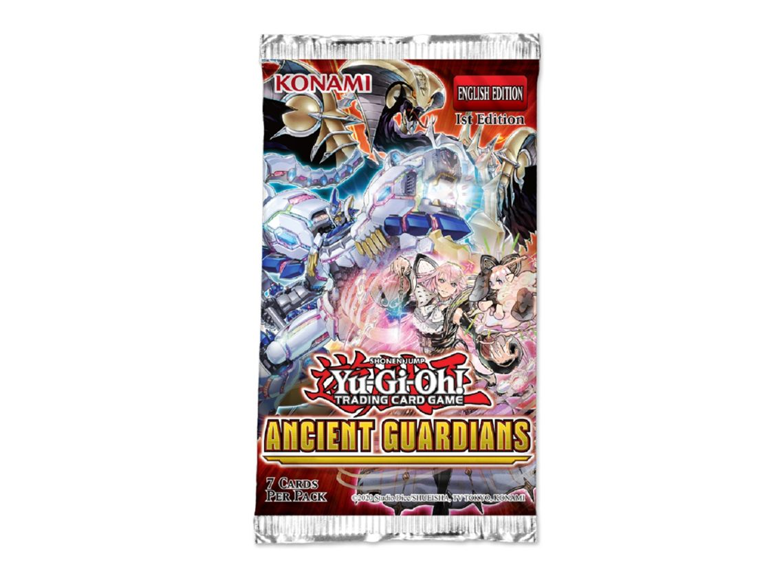 YGO TCG: Ancient Guardians [Booster]