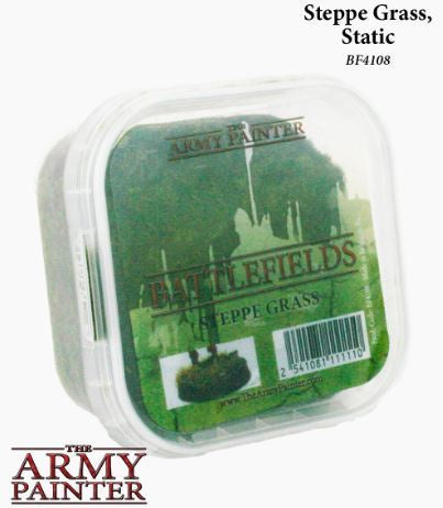 The Army Painter: Supplies - Essential - Steppe Grass Static (لوازم للهواة)