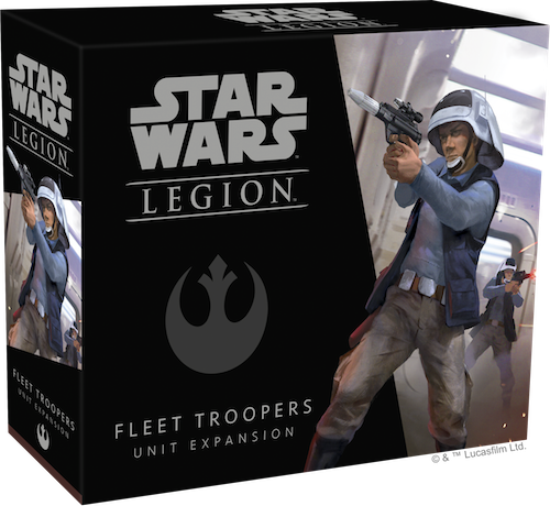 Star Wars: Legion - Fleet Troopers (Imperial)