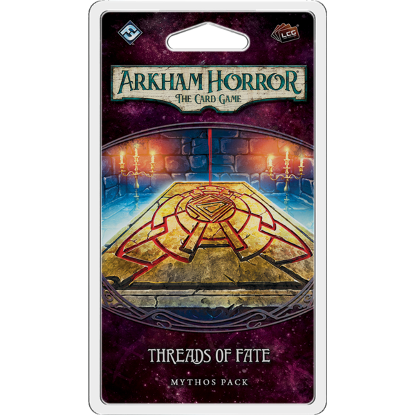 Arkham Horror (LCG) - Threads of Fate