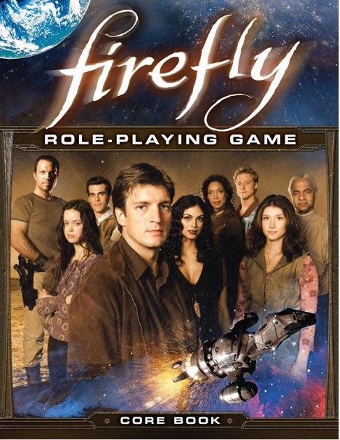 Firefly RPG: Core Book