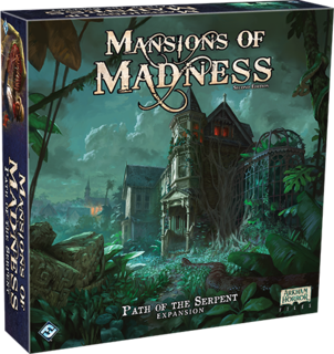Mansions of Madness (2nd Ed) - Path of the Serpent