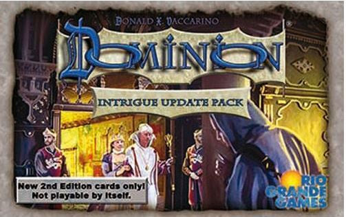 Dominion: Intrigue (2nd Ed.) - Update Pack