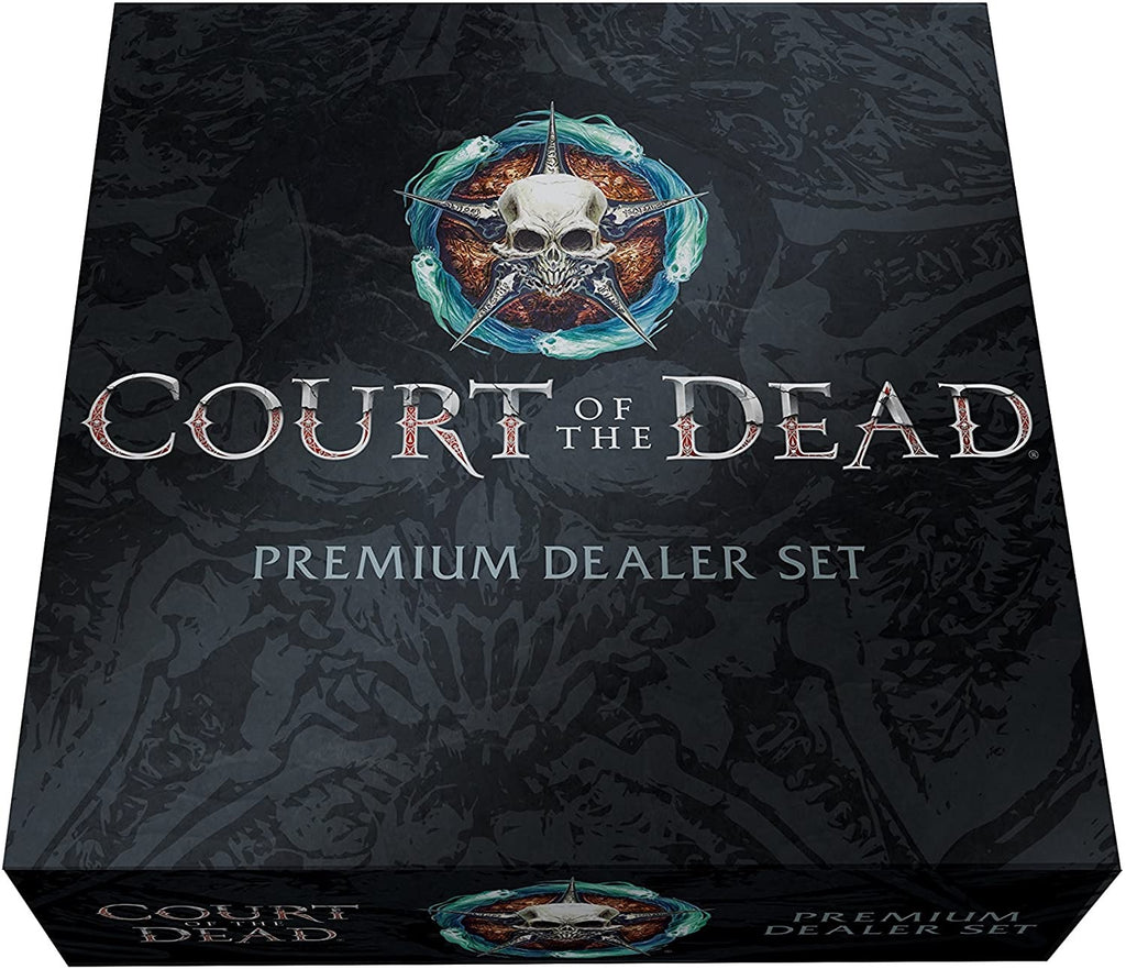Playing Cards: The OP - Court of the Dead