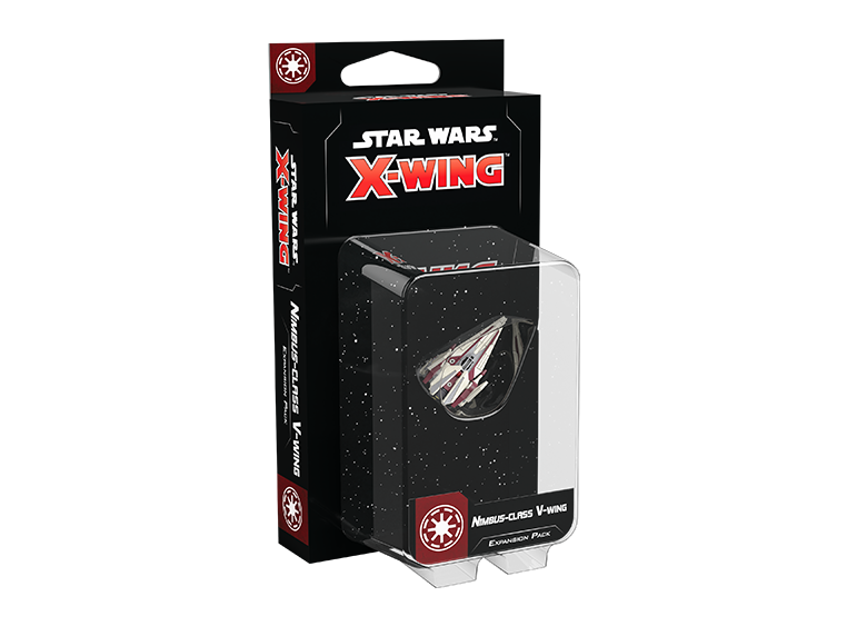 Star Wars: X-Wing (2nd Ed) - Nimbus-Call V-Wing