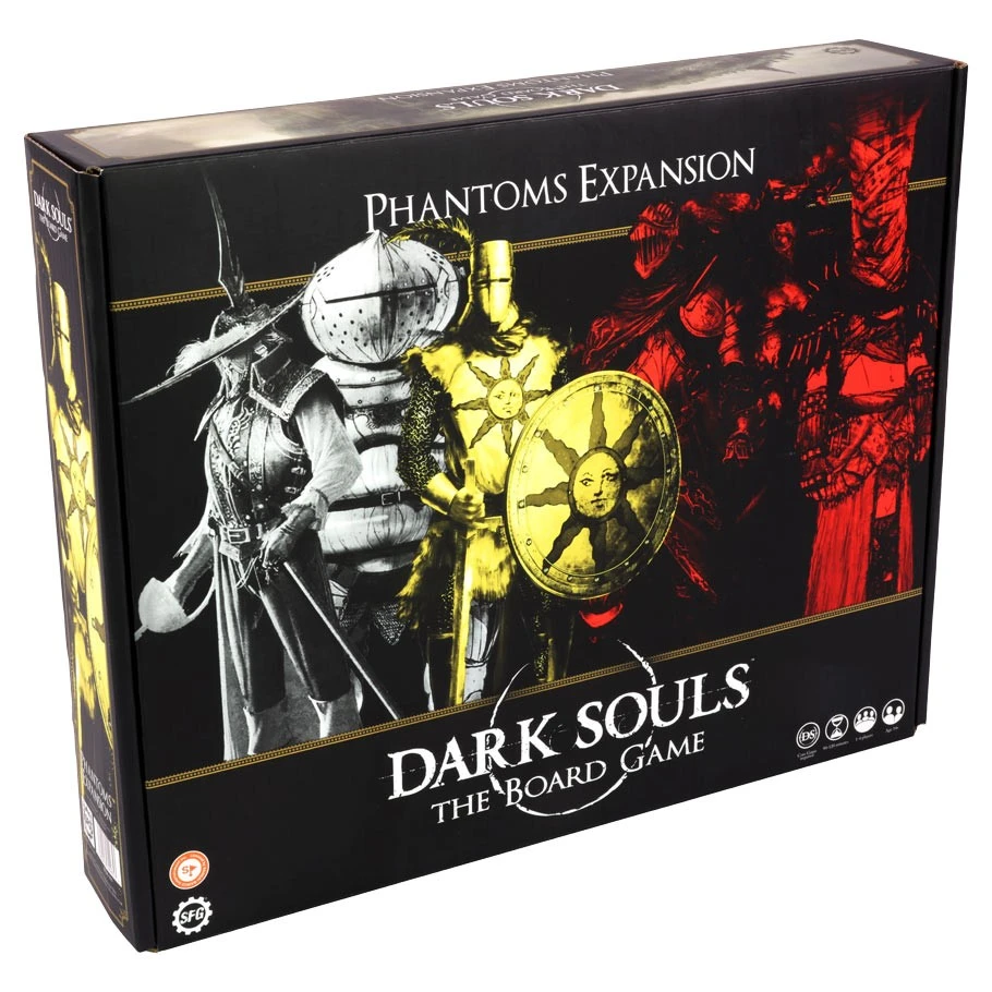 Dark Souls: The Board Game - Phantoms Expansion