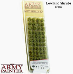 The Army Painter: Supplies - XP - Lowland Shrubs