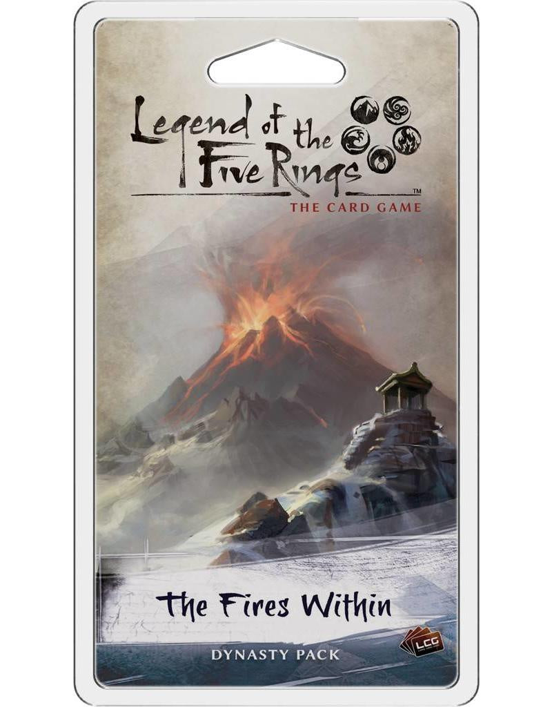 L5R LCG - The Fires Within