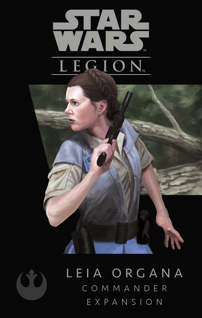Star Wars - Legion: Leia Organa Commander