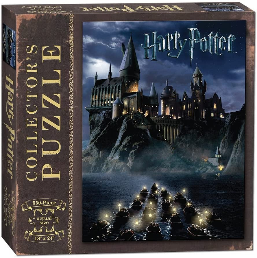 Jigsaw Puzzle: The OP - World of Harry Potter (550 Pieces)