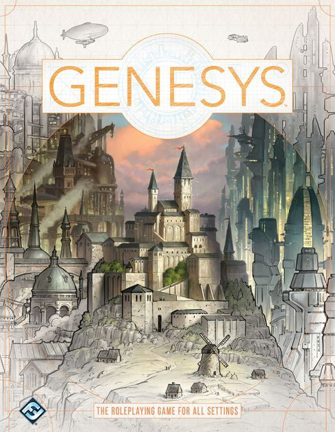 Genesys RPG: Base - Core Rulebook