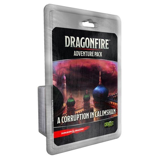 D&D: Dragonfire DBG - Adventures - Corruption in Calimshan