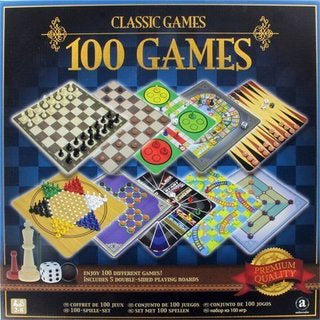 Board Games – Back to Games