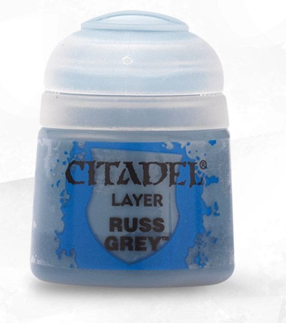 Citadel: Layer Paints, Russ Grey