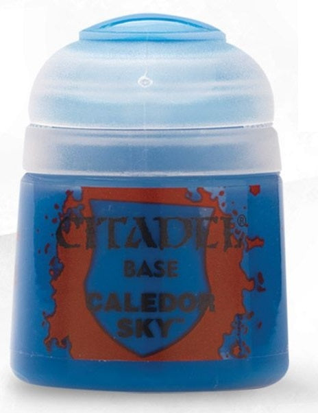 Citadel: Base Paints, Caledor Sky (صبغ المجسمات)