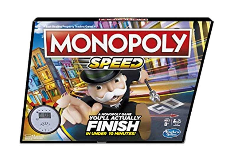 Monopoly: Speed
