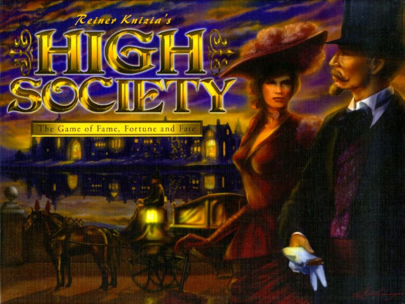 High Society: The Game of Fame, Fortune, and Fate