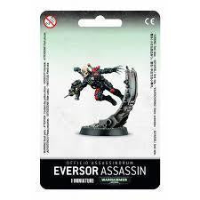 Warhammer 40K: Officio Assassinorum Eversor Assassin