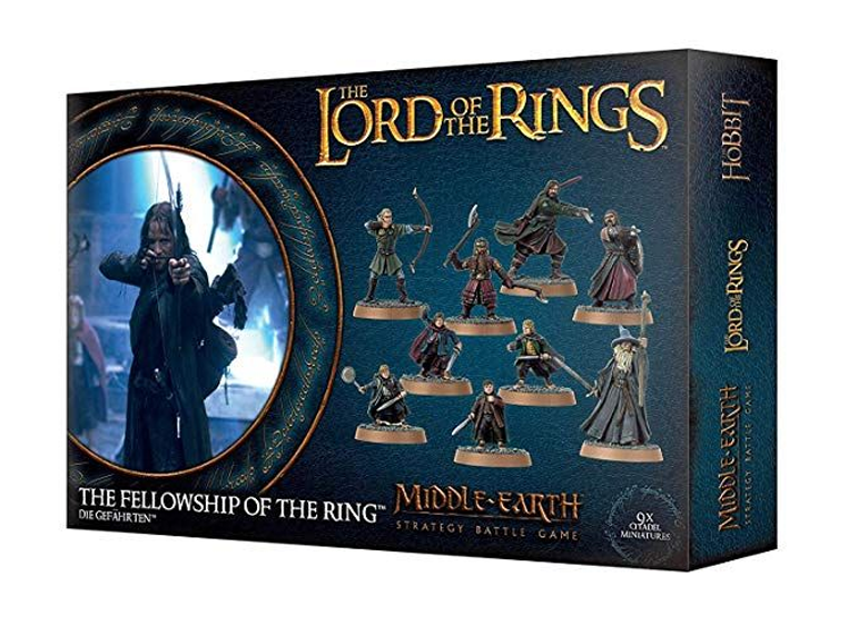 Middle Earth: LOTR - The Fellowship of the Ring