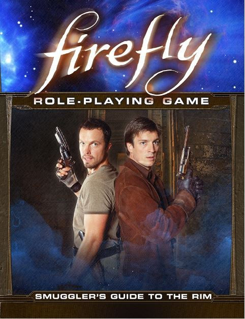 Firefly RPG: Smugglers Guide to the Rim
