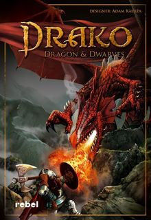 Drako: Dragons and Dwarves