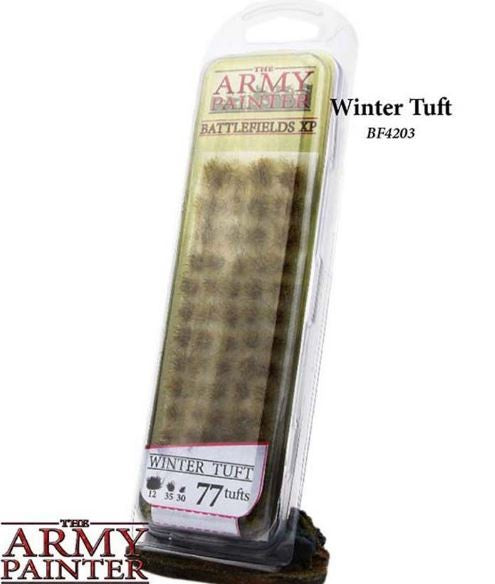 The Army Painter: Supplies - XP - Winter Tuft