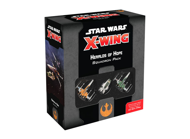 Star Wars: X-Wing (2nd Ed) - Heralds of Hope