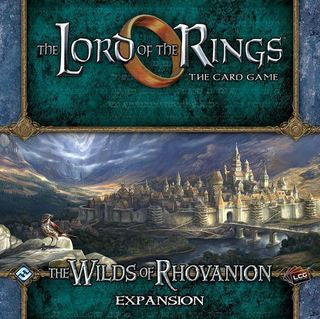 LOTR (LCG) - Pack 64: The Wilds of Rhovanion Deluxe Expansion