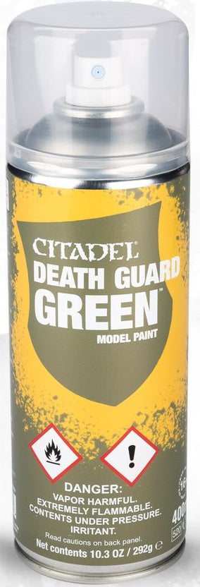 Citadel: Spray Primers, Death Guard Green