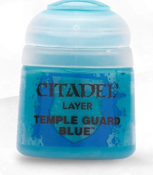 Citadel: Layer Paints, Temple Guard Blue