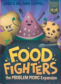 Foodfighters - Problem Picnic Faction