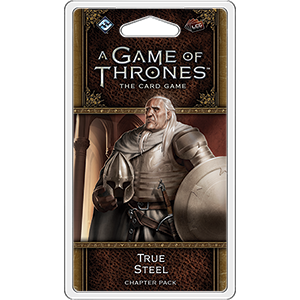 GOT LCG (2nd Ed): Expansion 06 - True Steel