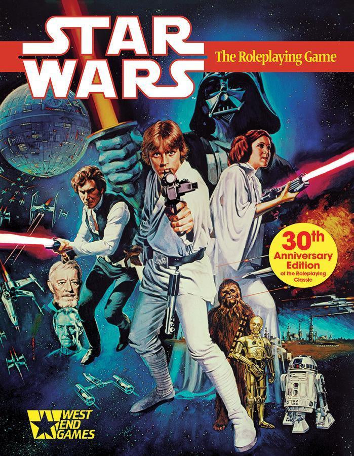 Star Wars RPG 30th Ann. Ed