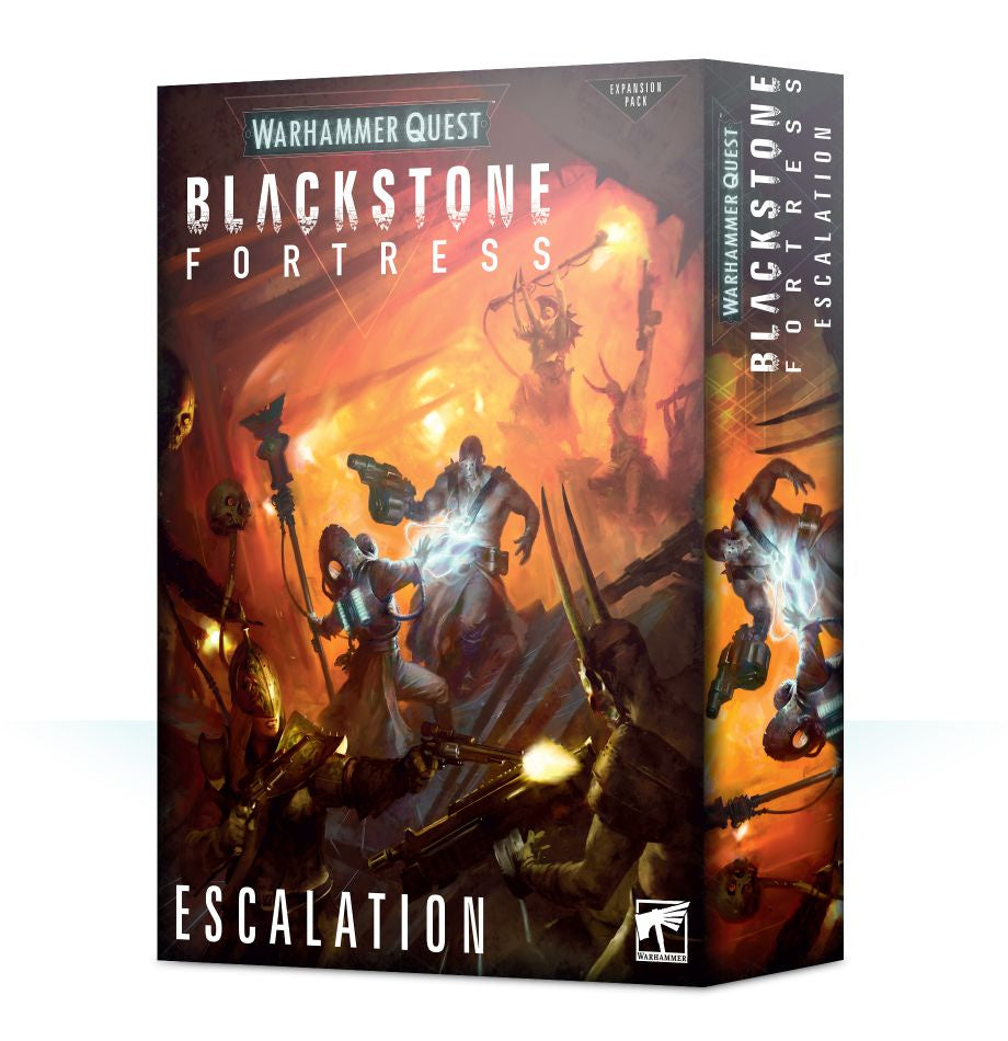 WH Quest: Blackstone Fortress - Escalation
