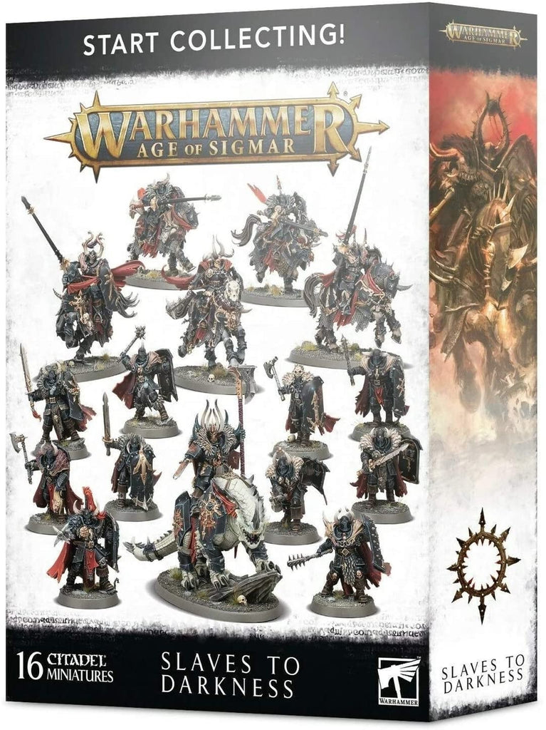 WH AoS: Slaves to Darkness - Start Collecting!
