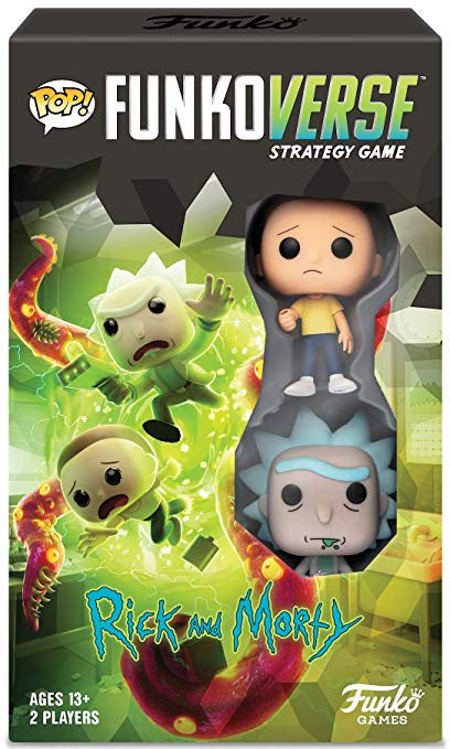 POP! Funkoverse: Rick and Morty - Expandalone