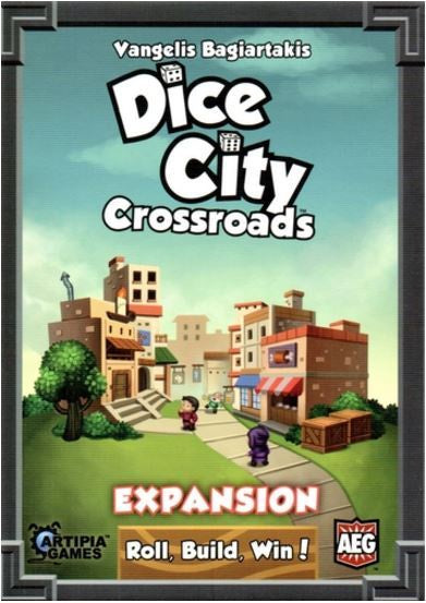 Dice City - Crossroads