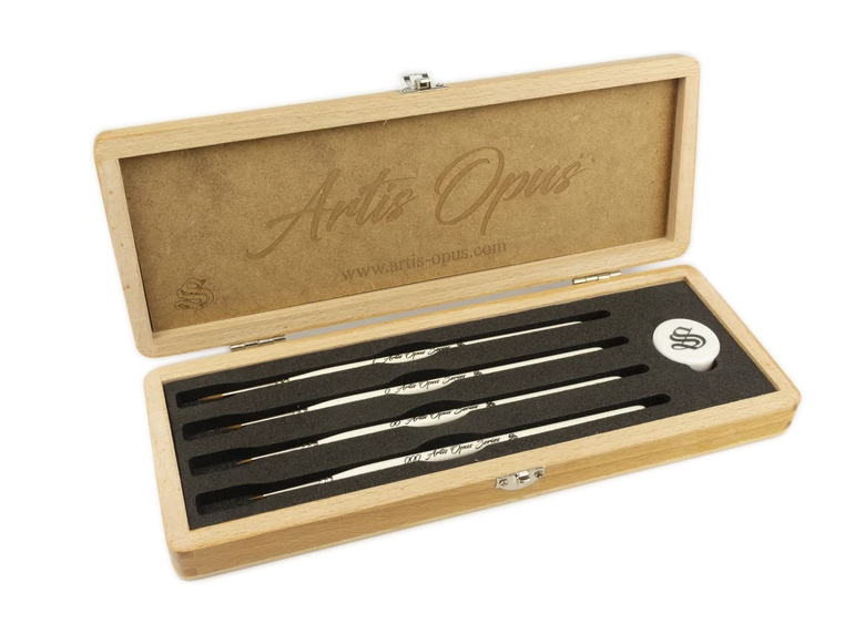 Artis Opus: Brush Set - S Series (صبغ المجسمات)