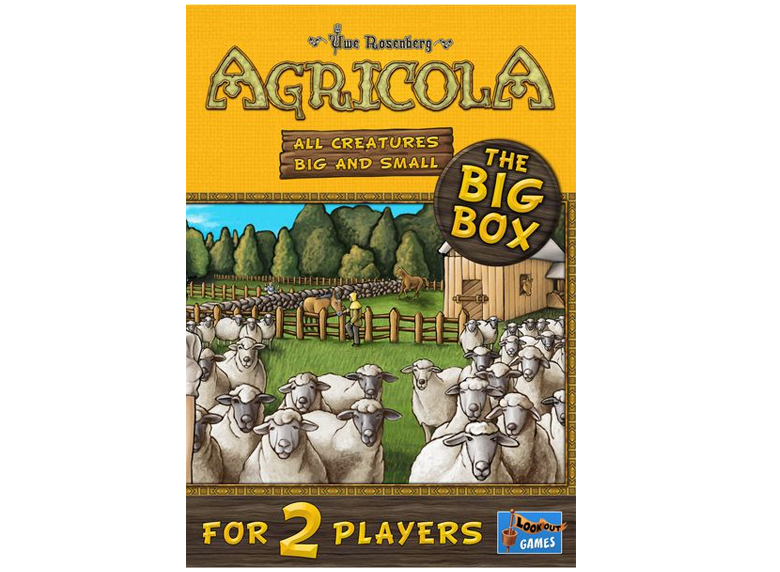 Agricola: All Creatures Big and Small Big Box (اللعبة الأساسية)