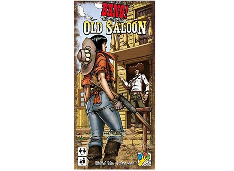 Bang!: The Dice Game - Old Saloon
