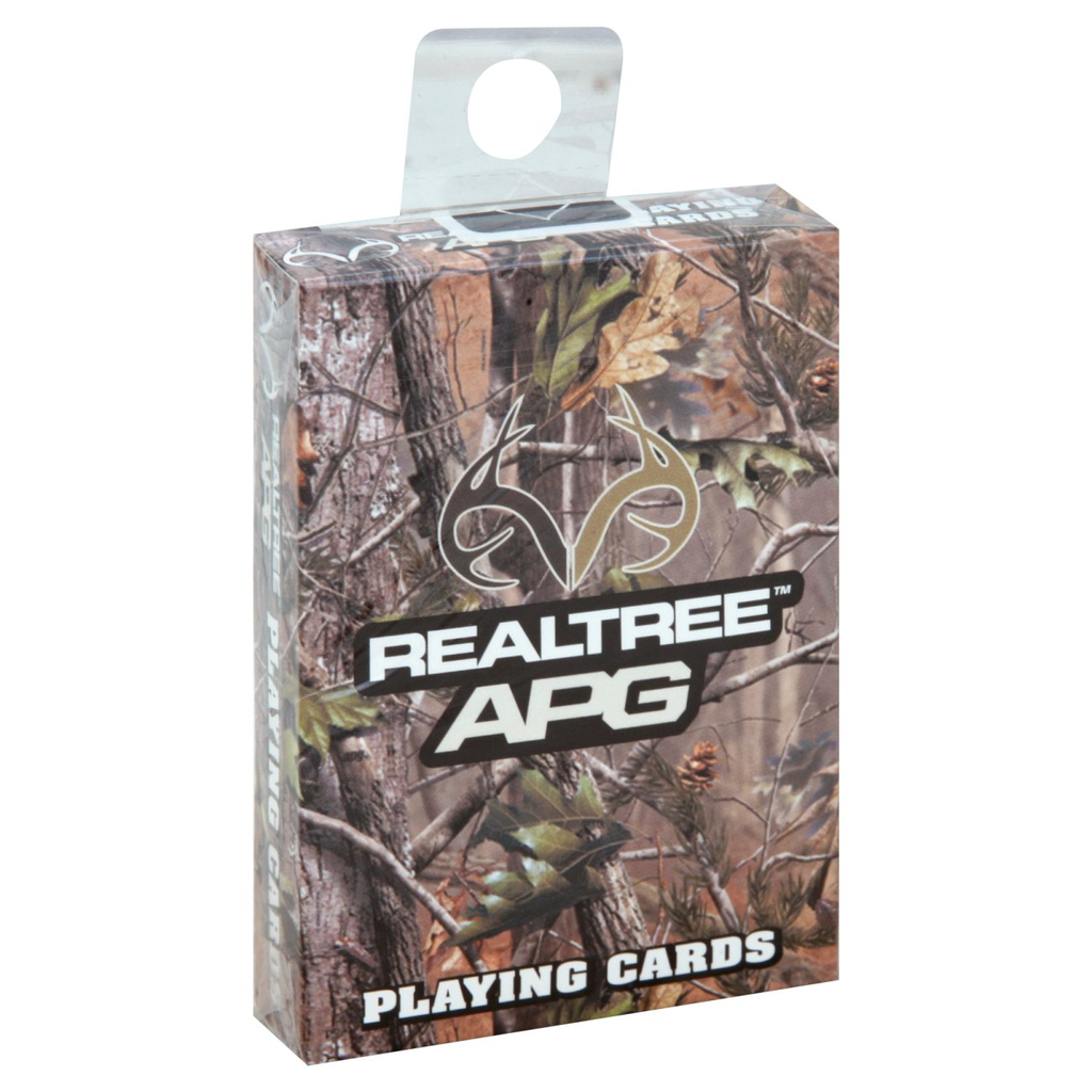 Playing Cards: Bicycle - Realtree APG