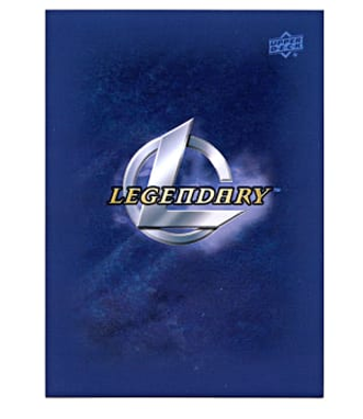 Sleeves: Legendary: MARVEL (x50)