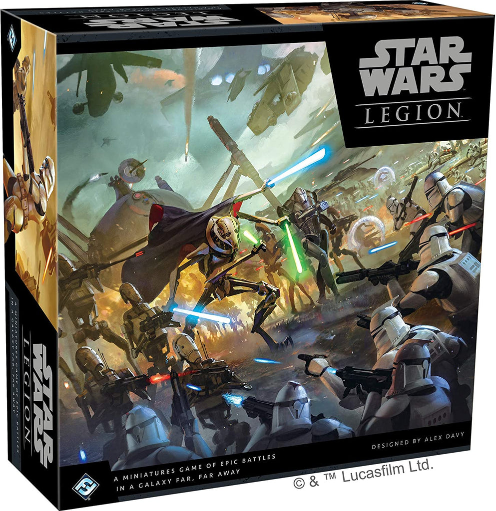 Star Wars: Legion (Core Set) - Clone Wars