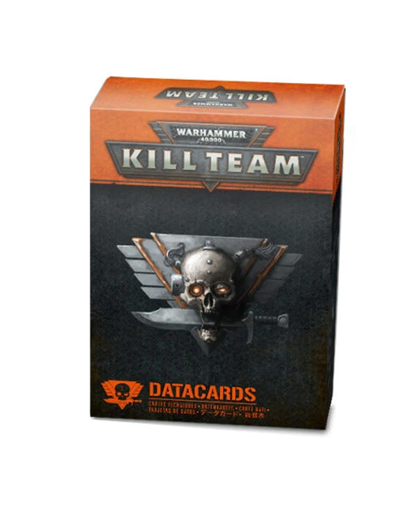 WH 40K: Kill Team - Data Cards