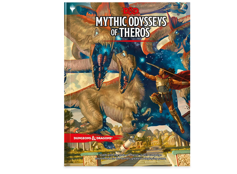 D&D RPG: Mythic Odysseys of Theros