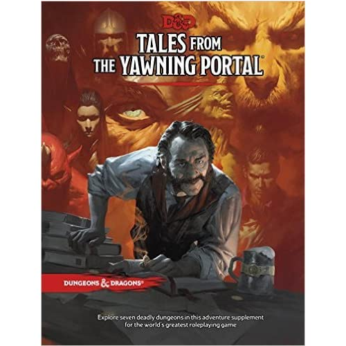 D&D RPG: Tales From the Yawning Portal (لعبة تبادل الأدوار)